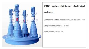 Chc Series Thickener Dedicated Reducer pictures & photos