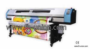 Galaxy Ud-2112la Eco Solvent Printer (DX5 head, 1440dpi)