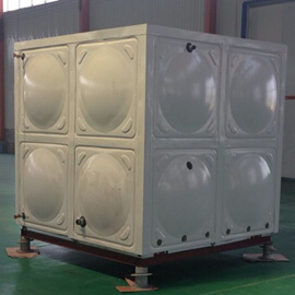 Galvanized Steel Solar Insulation Water Tank