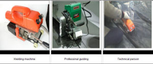 Welding Machine for Geomembrane pictures & photos