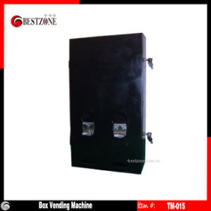 Box Mechanical Vending Machine (TM-015) pictures & photos