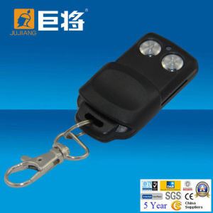 Plastic Case RF Remote Control for Garage Door pictures & photos
