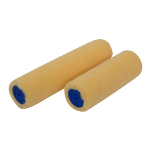 Yellow Polyester Roller Cover Bh-R44-Ecdia8-007 pictures & photos