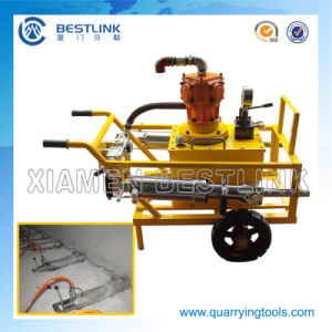 Factory Pneumatic Driven Hydraulic Concrete and Rock Splitter pictures & photos
