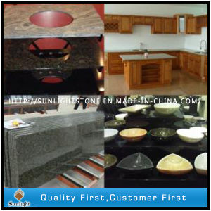 Granite Countertop/Vanity Top for Kitchen and Bathroom pictures & photos