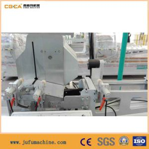 CNC Double-Head Cutting Saw for Aluminum and PVC pictures & photos