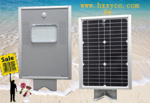 High Quality High Power IP65 LED Solar Street Light pictures & photos