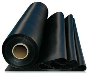 Rubber Sheet, Anti-Abrasive Rubber Sheet, Color Industrial Rubber Sheet (GS0503) pictures & photos