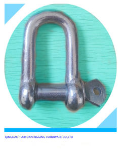 European Type Large Dee Shackle pictures & photos