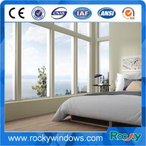 Aluminium Casement Opening Top Fixed Window pictures & photos