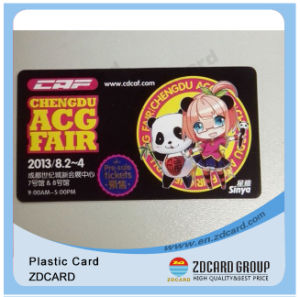 Clear Plastic Box for Playing Cards/PVC Plastic Card Die Cutting pictures & photos