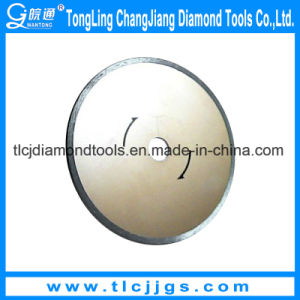 Turbo Diamond Cutting Discs Cold Pressed pictures & photos