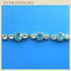 Fancy Rhinestone Cup Chain pictures & photos