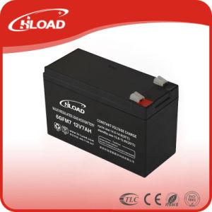 Hiload 12V 7ah Lead Acid Battery Deep Cycle Battery Gel Battery UPS Battery Solar Battery pictures & photos