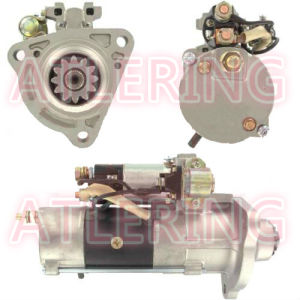 24V 12t 5.5kw Starter for Motor Mitsubishi Volvo Lester 19538 pictures & photos
