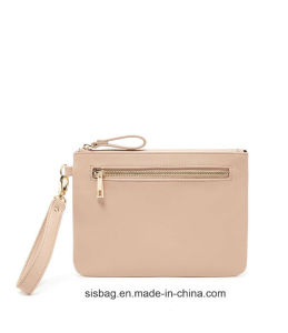 PU Wrist Bag Leisure Cosmetic Bag for Women pictures & photos