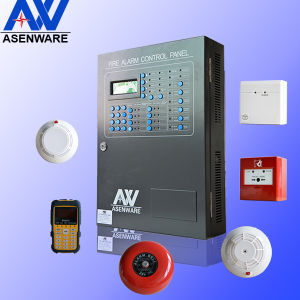 Fire Alarm System Addressable Control Panel System pictures & photos