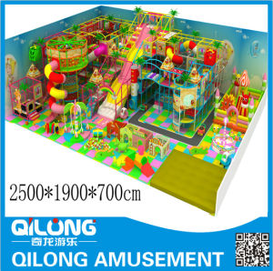 Rich Games Indoor Playground (QL-1124B) pictures & photos