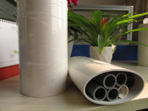 Popular PVC Tube and Fitting for Water Supply pictures & photos