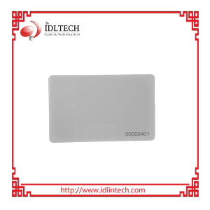 Low Cost Blank PVC UHF RFID Card pictures & photos