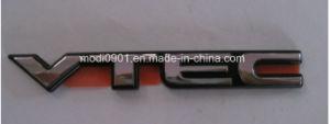 3D ABS Chrome Letters Car Badge, ABS Numbers Car Sticker, Custom Plastic Car Badge Emblem pictures & photos