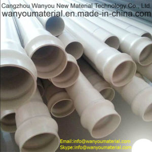 PVC Pipe and Tube/Manufacturer PVC Pipe for Water Supply pictures & photos