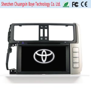 Two DIN Universal Car DVD Player for Toyota Prado 2014