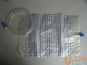 Disposable Medical Urine Drainage Bag for Adult pictures & photos