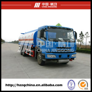 Oil Tank Truck, Heavy Duty Truck (HZZ5253GJY) Convenient and Reliable for Sale pictures & photos
