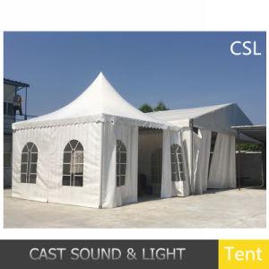 Outdoor Big Deluxe Canvas Durable Ridge Wedding Party Tent pictures & photos