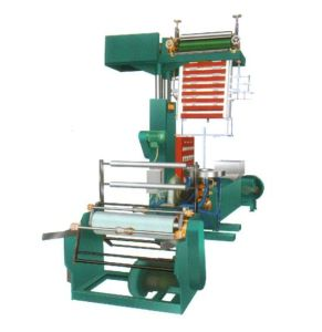 HDPE. LDPE Film Blowing Machine Set (SJ-45)