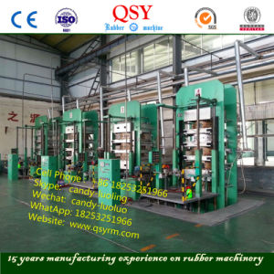 Tyre Vulcanizing Press Machine/Inner Tyre Curing Press Machine pictures & photos