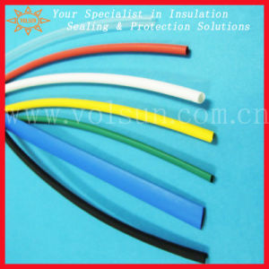 125 Degree Flame Retardant Wire Insulation Polyolefin Heat Shrink Tube pictures & photos