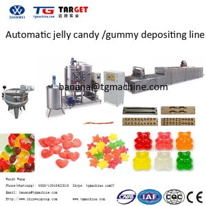 Automatic Jelly Candy Production Line with Best Price pictures & photos