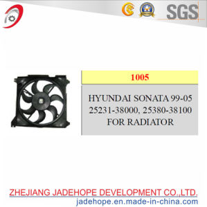 Radiator Fan Assy and Fan Motor for Hyundai pictures & photos