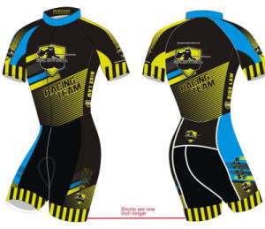 Cycling Skinsuit Cycling Triathlon Running Swimming Wear pictures & photos