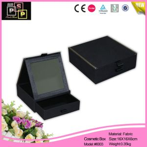 Fancy Turnover Mirrored Cosmetic Box (6003) pictures & photos