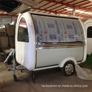 Snack Food Mobile Food Vending Cart pictures & photos