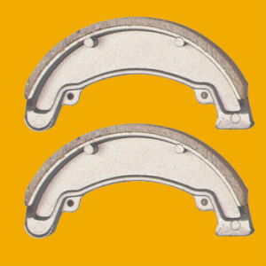 Wholesale Motorbike Brake Shoe, Motorcycle Brake Shoe for Auto Parts pictures & photos