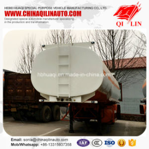 Cheap Price 35000 Liters Food Grade Oil Tanker Semi Trailer pictures & photos