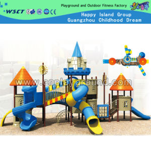 High Quality Castle Style Children Outdoor Playground (HD-2301) pictures & photos