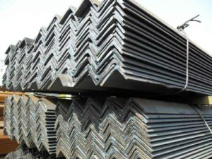 ASTM Hot Rolled Equal Angle Steel Bar pictures & photos