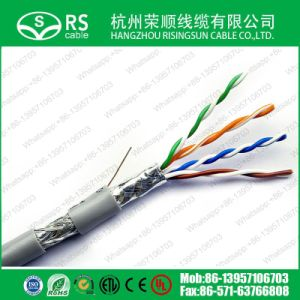 SFTP Cat5e 4 Pairs High Quality Data LAN Cable