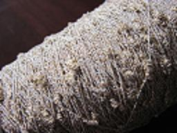 Polyester Lurex Knot Yarn