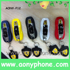 Car Key Mobile Phone F12
