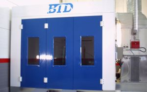 High Quality Auto Paint Booth/ Oven for Car Paint pictures & photos