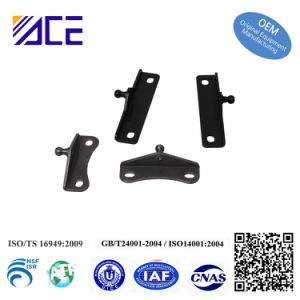 Custom Nickel Plating Metal Auto Stamping Parts pictures & photos