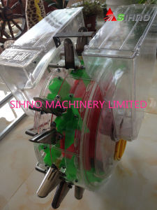 The Factory Price Seeder and Fertilizer in One Machine Manual Seeder for 2 Rows Corn Seeder pictures & photos