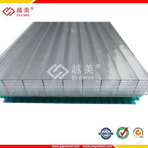 PC Six Wall Polycarbonate Hollow Sheet Multiwall Polycarbonate Sheet-Ym-PC-C11 pictures & photos