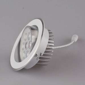 New Rotatable COB LED Ceiling Light pictures & photos